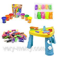 "Большой детский набор для творчества ""Multi Table"" Dankotoys"