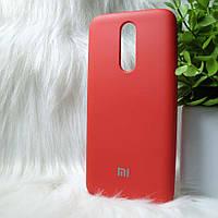 Чехол Xiaomi Redmi 8 красный