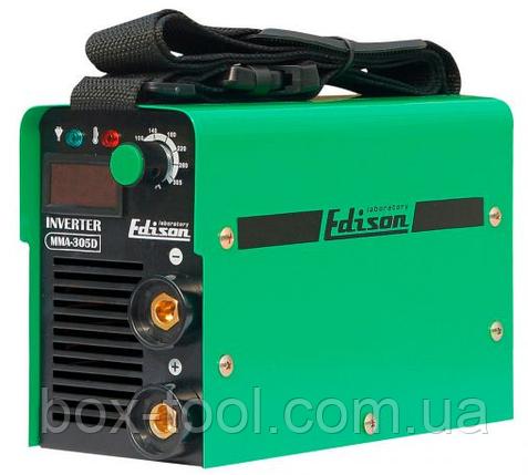Зварювальний інвертор Edison MMA-305 D, фото 2
