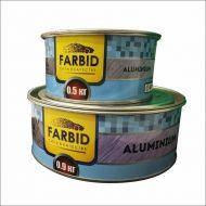 Farbid Шпаклівка Aluminium 4кг