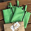 Сумка для влажных вещей, сумка для бассейна, косметичка для купальника, зелёная, WetBag, фото 2