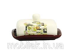 Масельничка керамічна Кухня ZFC046K 00081776 ТМINTEROS