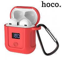 Беспроводные Bluetooth наушники гарнитура Hoco S11 Original White белые TWS