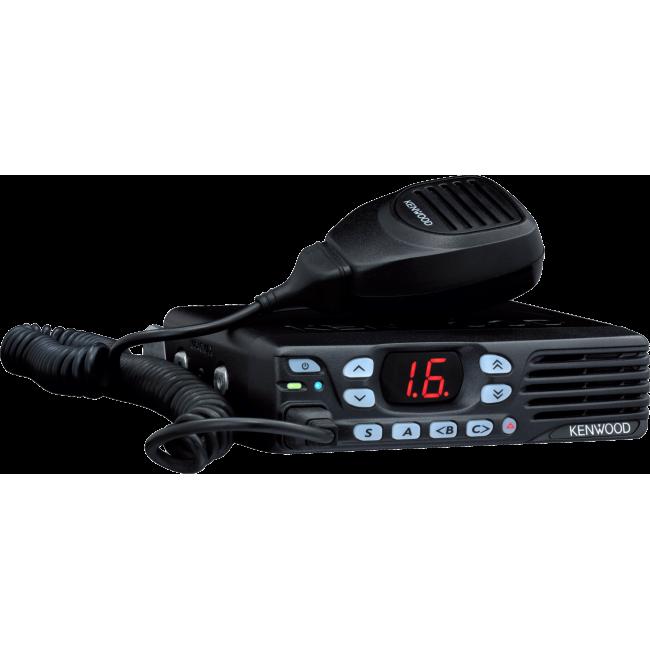 Радиостанция Kenwood TK-D740E (Автомобильная, стационарная) (Цифро-аналоговая)
