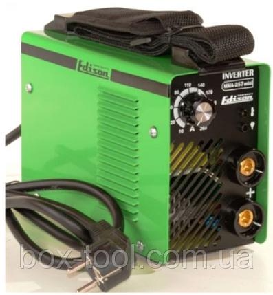 Сварочный инвертор Edison MMA-257 mini, фото 2