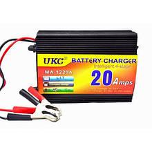 Зарядний пристрій для автомобільного акумулятора UKC 20A MA-1220A