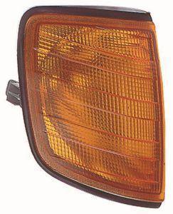 Указатель поворота левый Mercedes 124 -96 желтый (FPS). 1248260043