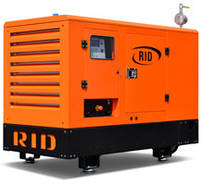 Газопоршневая когенерационная установка BHKW RID 40 F-SERIES S (40 кВт)