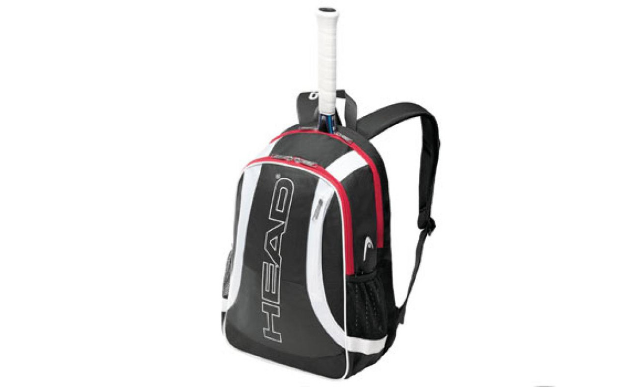 Сумка-рюкзак для тенниса Head Elite Backpack BKWH (MD)