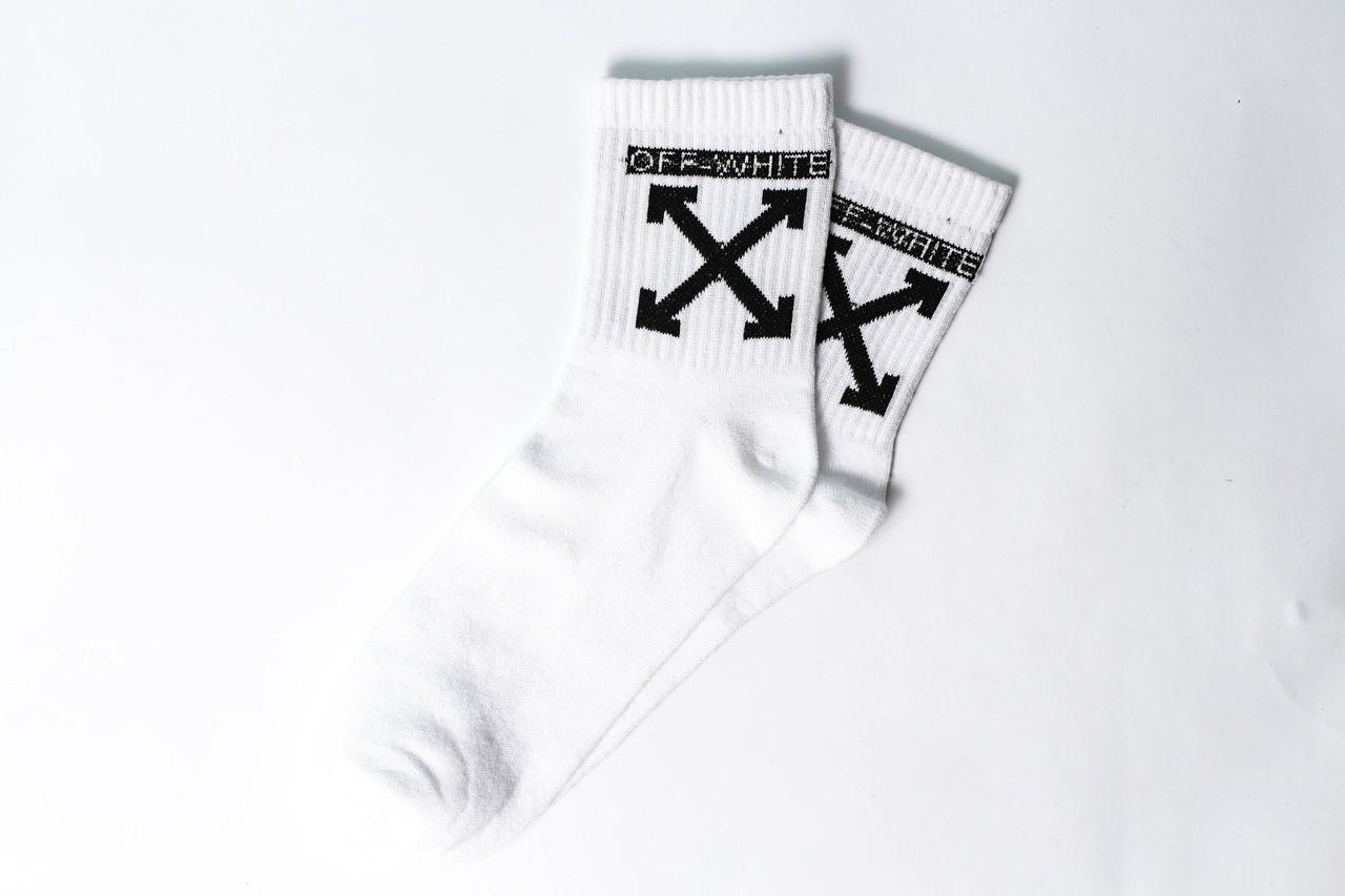 Носки Rock'n'socks Off-white белый