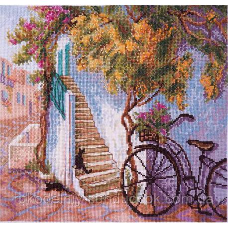 Набор для вышивания крестом ТМ Марья Искусница 02.011.06 По цветущей улице