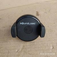 Автомобильный держатель с функцией безпроводной зарядки Soundlogic 17953