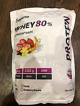 Протеин сывороточный, Saputo, Whey Protein 80%, 2 kg