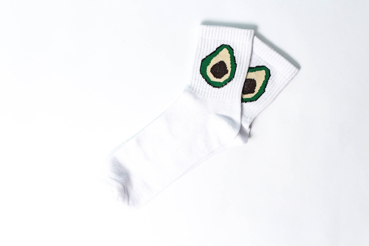Носки Rock'n'socks Авокадо