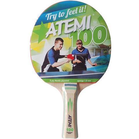 Ракетка для настільного тенісу ATEMI 100