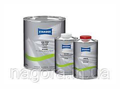 Грунт-наполнитель HS STANDOX, белый, U7530 VOC Pro Füller 3,5л + отвердитель 1л + ускоритель сушки 1л