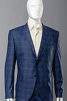 Комбинированный мужской костюм в клетку больших размеров Doni Ricce