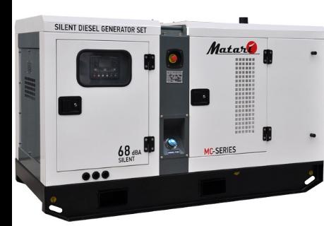 Электростанция дизельная Matari MC25