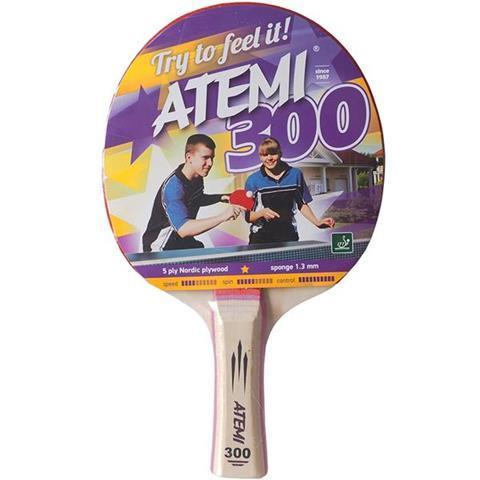 Ракетка для настольного тенниса ATEMI 300 сертифицирована ITTF