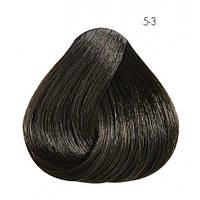 Стойкая безаммиачная краска для волос Subtil Infinite Ducastel 5-3 - светлый шатен золотистый, 60 мл