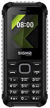 Sigma mobile X-style 18 Track Dual Sim Black/Grey