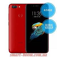 "Смартфон Lenovo S5 K520 Red 4/64Gb 5.7"" Snapdragon 625 Global version"