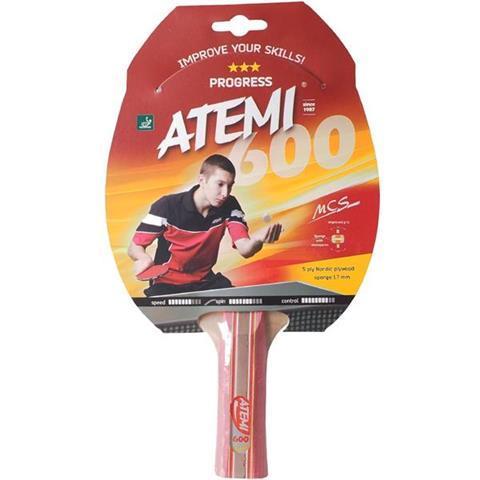 Ракетка для настольного тенниса ATEMI 600 сертифицирована ITTF