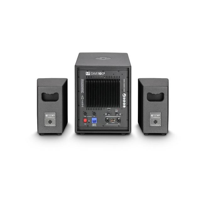 Комплект акустических систем LD Systems DAVE10G3