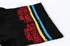 Носки Rock'n'socks Stranger Things чёрные, фото 2