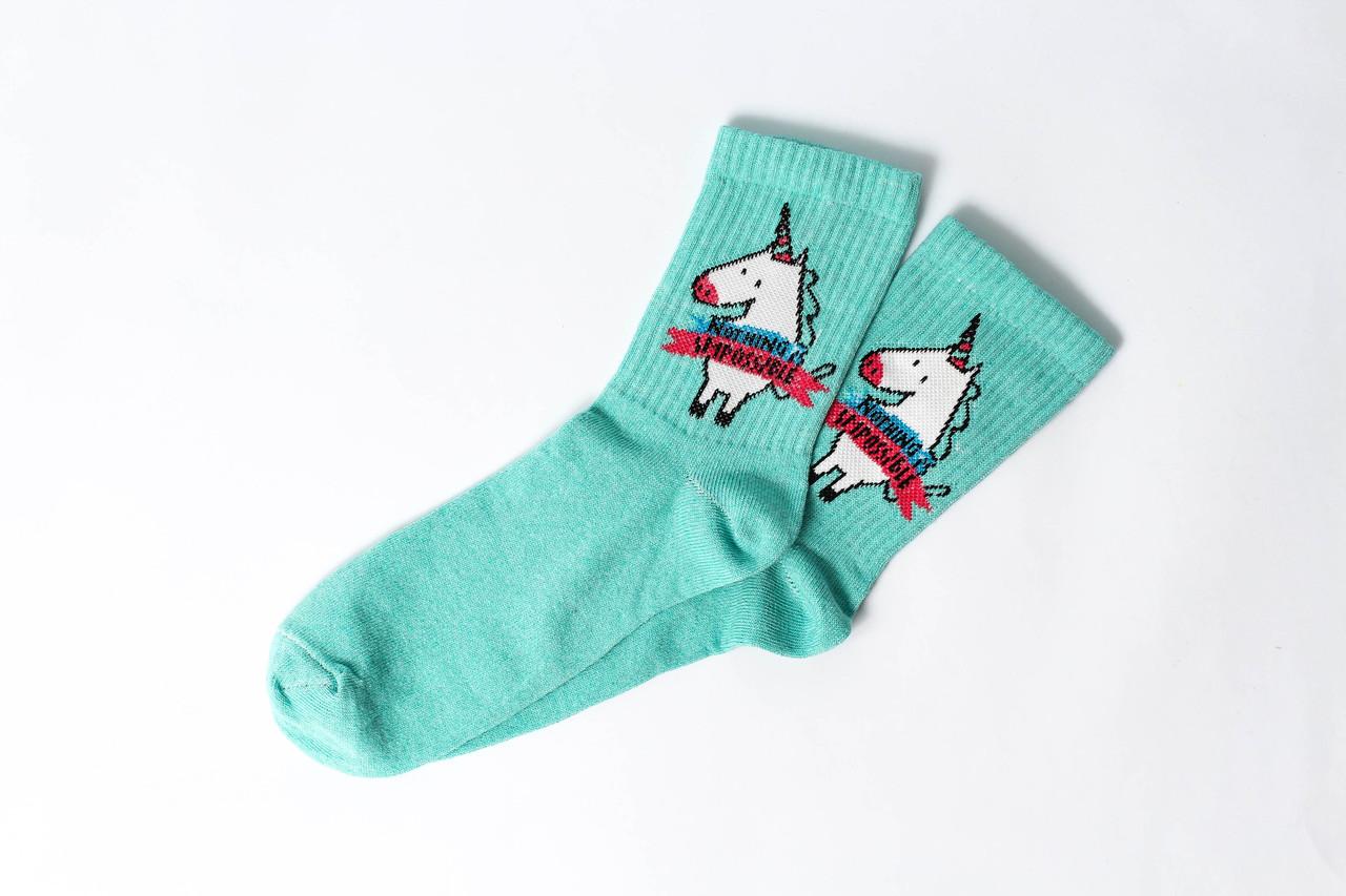 Шкарпетки Rock'n'socks Єдиноріг