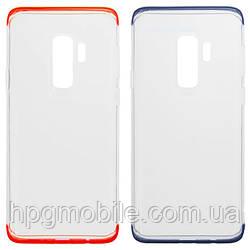 Чехол для Samsung Galaxy S9 Plus G965 (2018) - Baseus, прозрачный, силикон