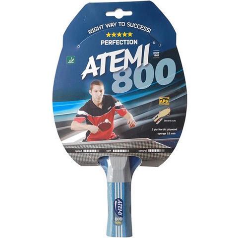 Ракетка для настольного тенниса ATEMI 800 сертифицирована ITTF