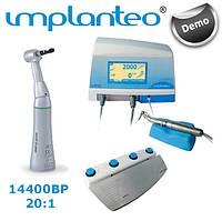 Физиодиспенсер Implanteo DEMO + наконечник 14400 BP 20:1