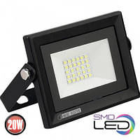 Прожектор SMD LED 20W 6400K IP65 1600Lm/40 PARS-20