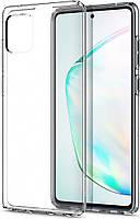 Чехол Spigen для Samsung Galaxy Note 10 Lite Liquid Crystal, Crystal Clear (ACS00683)