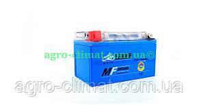 Аккумулятор для мотоцикла гелевый 12 В 7Аh синий GEL, фото 2