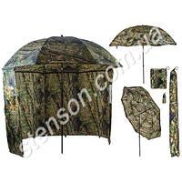 """Зонт для рыбака 2окна ПВХ """"Дубок"""" d2.2м SF23817 (4шт) Н"""