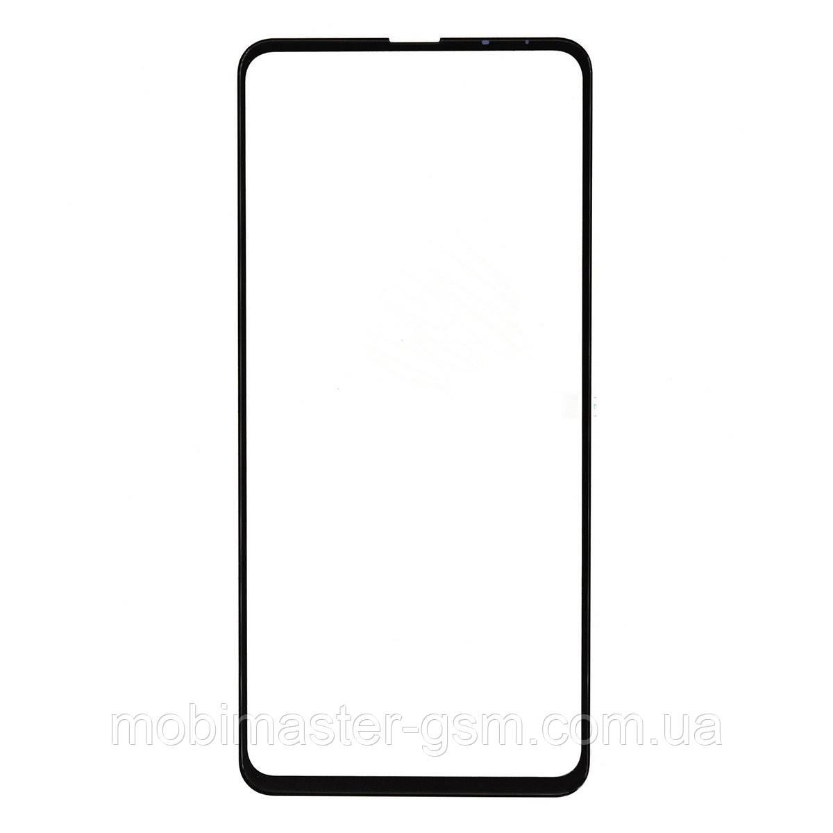 Корпусное стекло Xiaomi Mi Mix 3 black