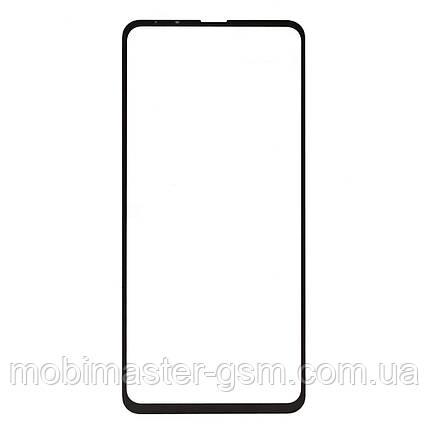 Корпусное стекло Xiaomi Mi Mix 3 black, фото 2