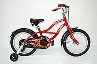 "Дитячий велосипед Optima Rockstar 16"""