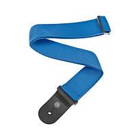 Гітарний ремінь PLANET WAVES PWS102 Polypropylene Guitar Strap, Blue