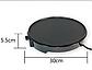 Блинница электрическая DSP 28см 1000 Вт с терморегулятором КС3022, фото 3