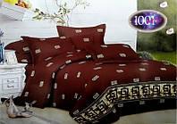 Комплект постельного белья №пл38 Двойной, фото 1