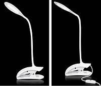 Светодиодная настольная лампа с клипсой Remax HX-TD03