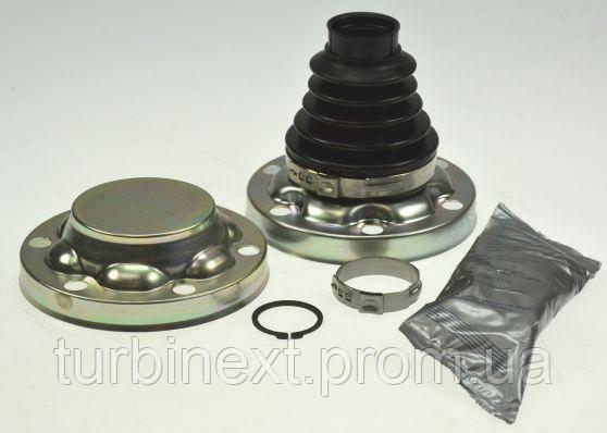 Пильник ШРУС пластиковий + мастило VAG TOUAREG 3.2 3.6 FSI 02 - WS SPIDAN 024233