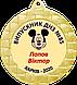 Медали на выпускной в детском саду 70 мм, фото 7