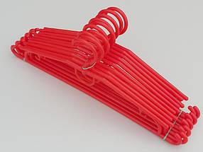 Плечики вешалки тремпеля V-D42  длина 41 см, в упаковке 10 штук, фото 3