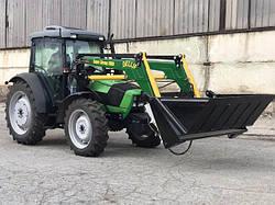 Навантажувачі на імпортні трактори від 100 до 140 л. с.