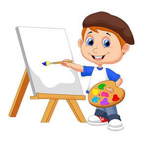 Детское творчество и рисование