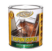 Грунт-лак НЦ KAPON SUPER Блеск 0.8 кг. (Лак капон супер)